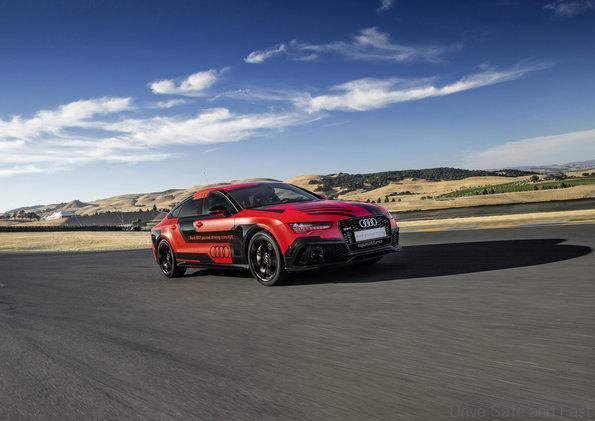 Audi Autonomous Car