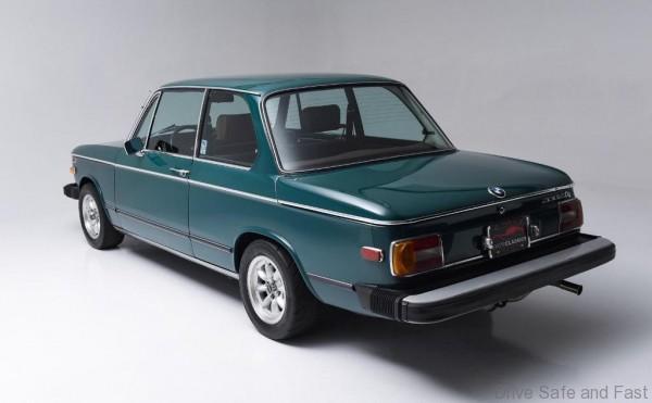 BMW 2002tib