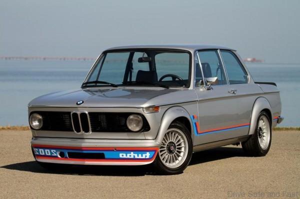 BMW 2002tid