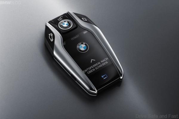 BMW 7key2