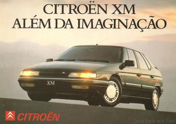 Citroen-XM