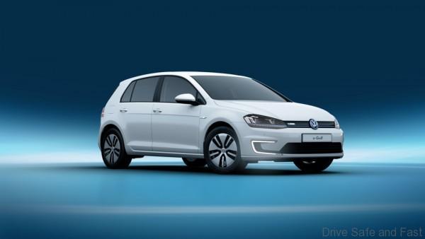 Volkswagen e-Golf Golf Electric