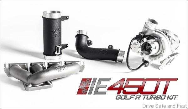 IE450T Golf Turbo Integrated Engineering