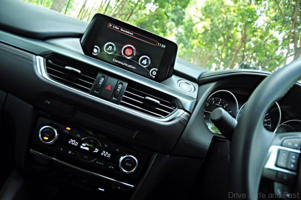 Mazda 6 Facelift 10
