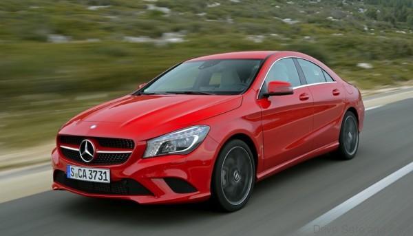 Mercedes-BenzCLA-Class