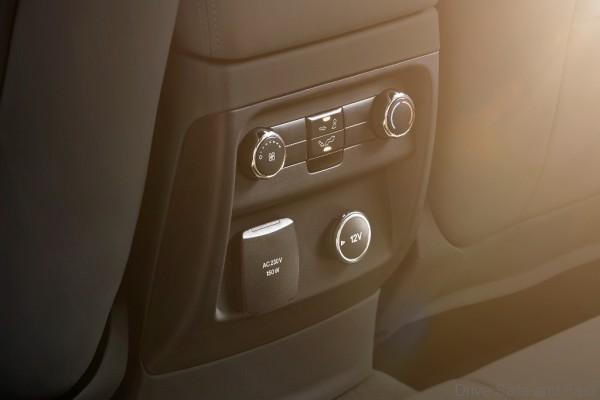 New Ford Everest-Power Outlet-Basalt