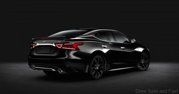 NASHVILLE, Tenn. (June 25, 2015) – Though the all-new 2016 Nissan Maxima only went on sale earlier this month, a new Maxima SR Midnight is already raising the bar for sporty style and sophistication. The new vehicle, which adds a selection of factory and dealer-installed accessories to a black-on-black Maxima SR, debuts this week during the BET Experience in Los Angeles. Nissan is once again the official automotive sponsor of the four-day event, which takes place at LA Live and includes concerts, fashion shows and other events.