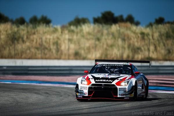 2015 Blancpain Endurance Series