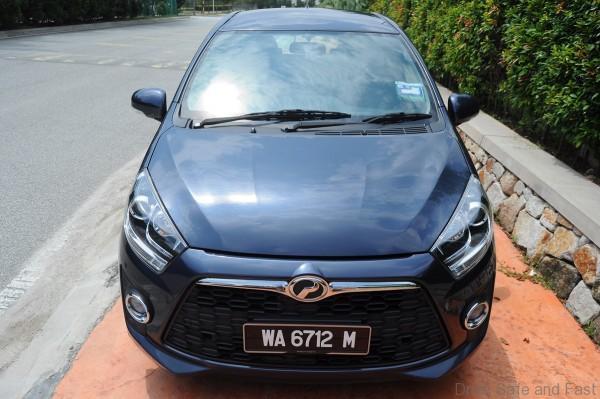 Perodua Axia Special Edition (3)