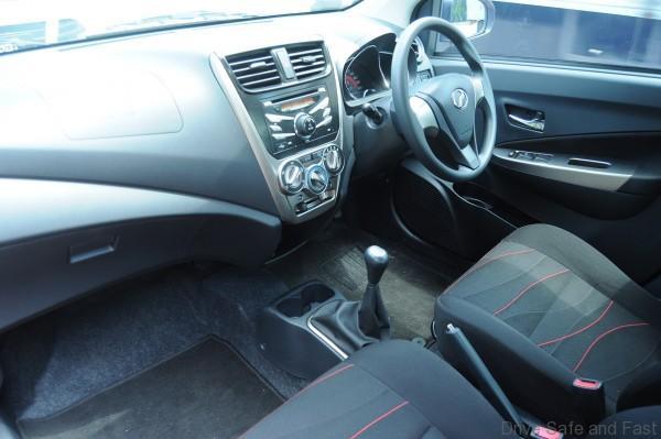 Perodua Axia Special Edition (5)