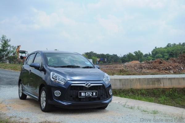 Perodua Axia Special Edition (8)