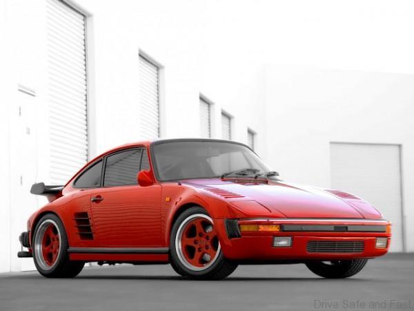 Porsche 911 930 Turbo Slantnose