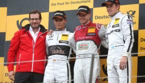 Audi RS5 DTM Austria Red Bull Ring