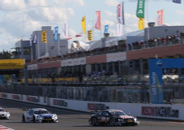 AUTO TEST Audi RS 5 DTM #93 (Audi Sport Team Phoenix), Antonio Giovinazzi