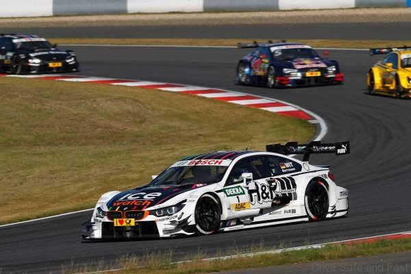 BMW M4 DTM Moscow (1)