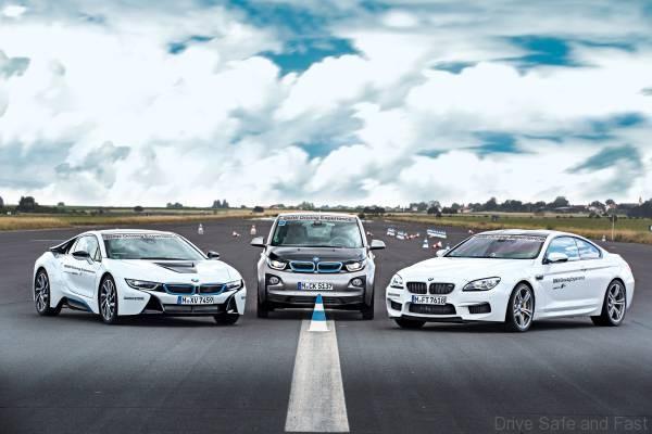 BMW i3 i8 M6 Drive Experience (3)