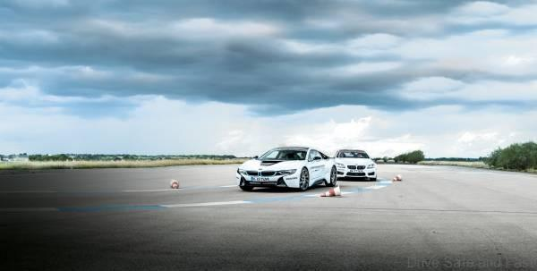 BMW i3 i8 M6 Drive Experience (4)