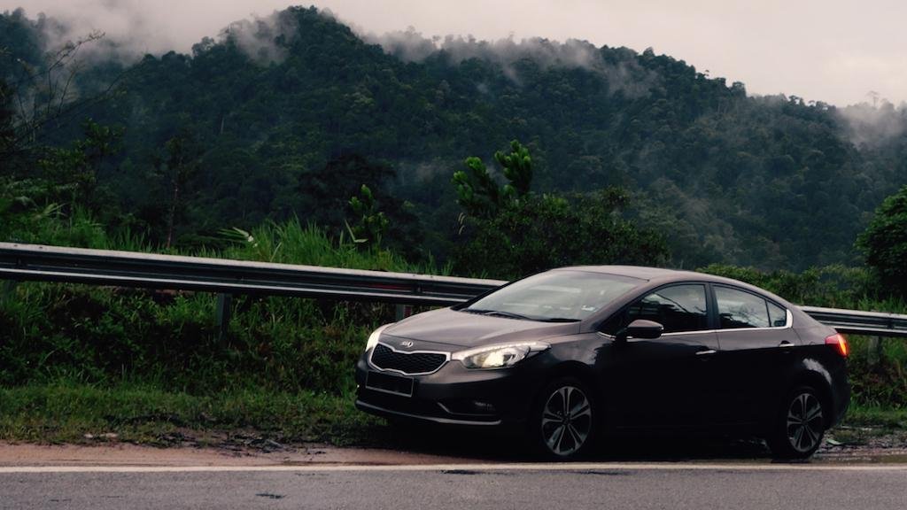 Kia Cerato 2 0 L The Options Come As Standard Drive Safe And Fast