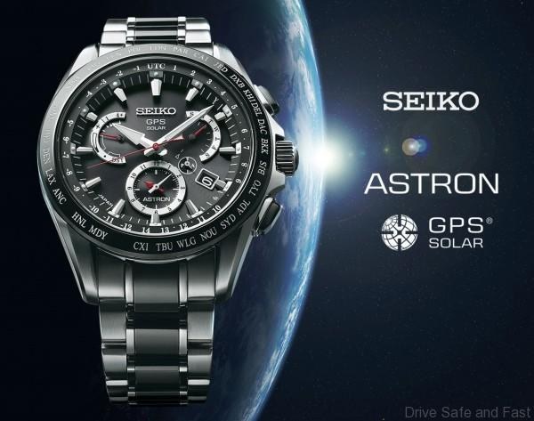 Seiko Astron GPS Solar Dual
