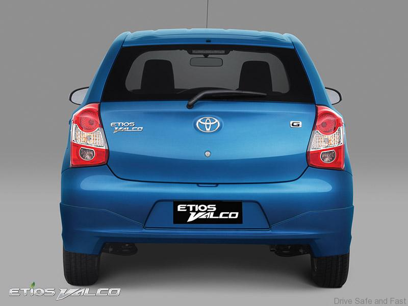 Toyota's Compact Etios Valco Gets Revised