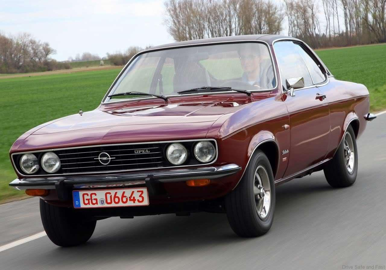 picture of the day opel manta it should be resurrected drive safe and fast. Black Bedroom Furniture Sets. Home Design Ideas
