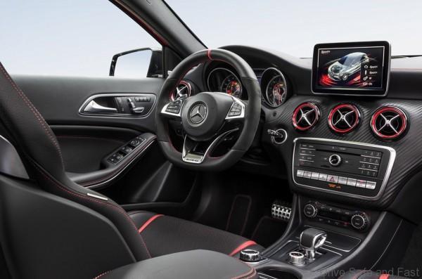 Mercedes-AMG A-Class (W 176) 2015