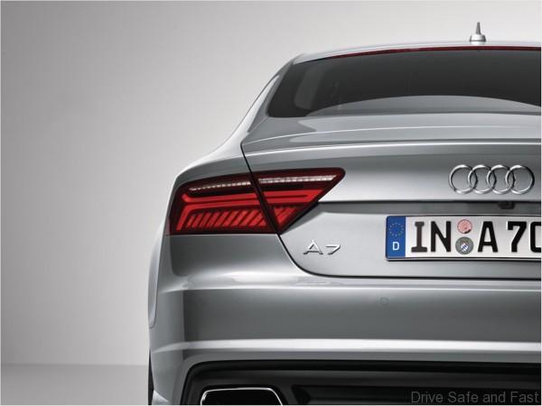 Audi A7 - Pic 5