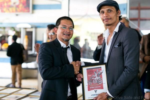 Dato Razak Al Malique & Kamarul Azahar