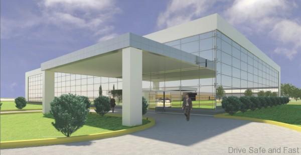 COMPAS creará aproximadamente 3,600 empleos directos para 2020 y se espera que cree 12 mil empleos indirectos (Foto de edificio de oficinas).