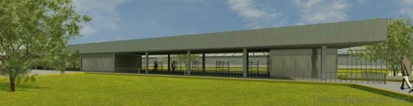 Fábrica da Daimler e da Aliança Renault-Nissan em Aguascalientes. México