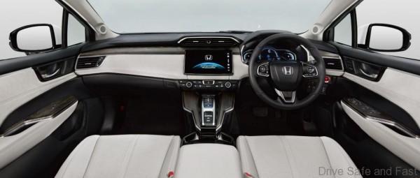 Honda FCV -2