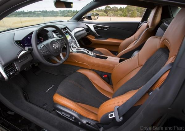 Honda NSX15