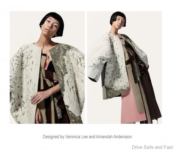 Photo 1 - Oversized Kimono - Amandah Andersson