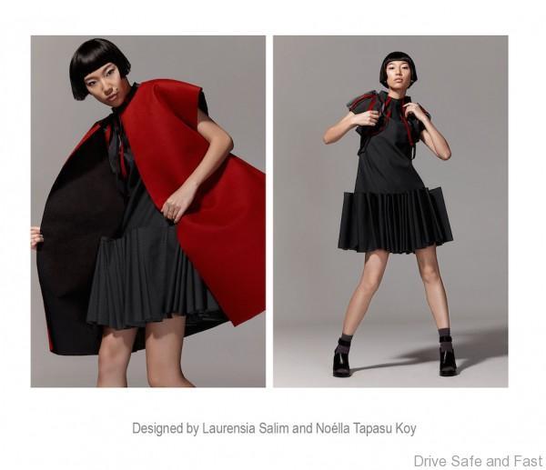Photo 3 - Red Coat - Laurensia Salim - No¿ªlla Tapasu Koy
