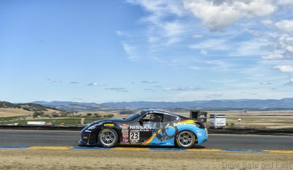 Grand Prix of Sonoma at Sonoma Raceway (August 28-30, 2015)