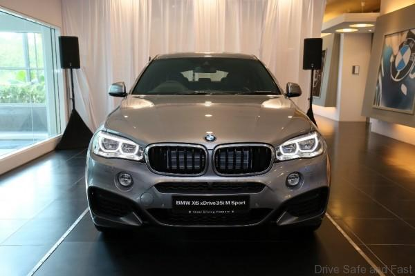 The new locally-assembled BMW X6 (4)