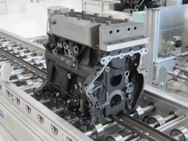 Volkswagen Skoda Engine Russia 2
