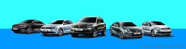Volkswagen free monthly instalments