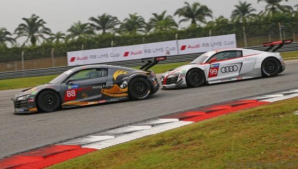 2015 Audi R8 LMS Cup