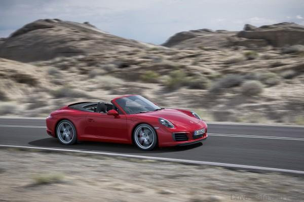 Porsche 911 Carrera Carrera S 991 2017