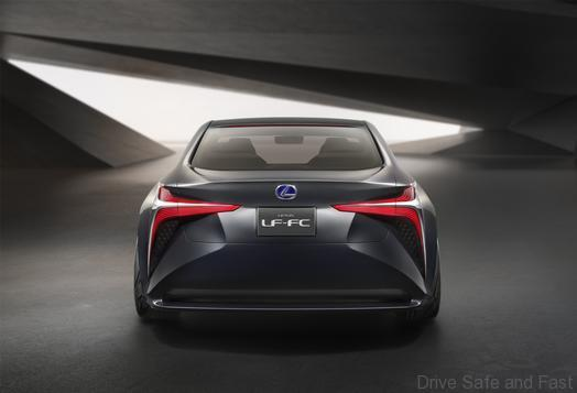 Lexus LF-FC Concept TMS 2015