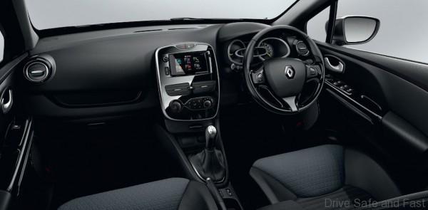 New Renault CLIO GT LINE_Interior