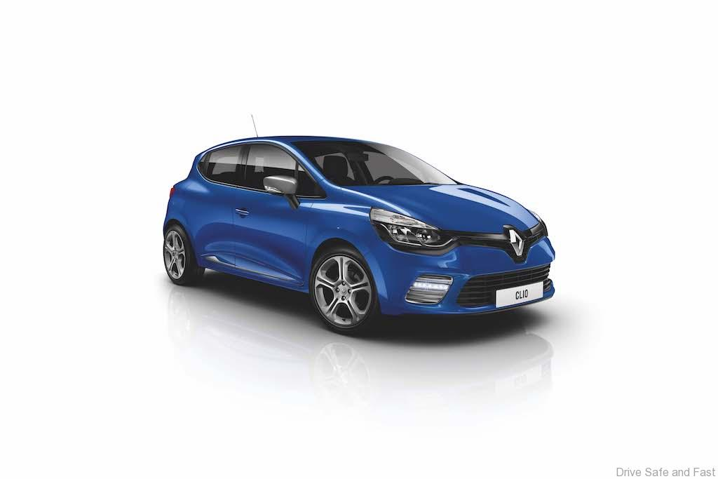new renault clio gt line now available in malaysia drive. Black Bedroom Furniture Sets. Home Design Ideas