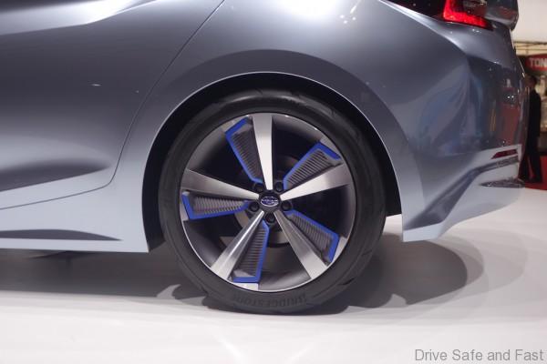 Subaru Imprezza Hatch - 3