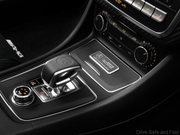 A45 AMG Petronas