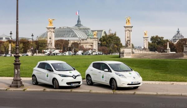 PARIS (Oct. 26, 2014) - The Renault -Nissan Alliance will provide the world's largest electric-vehicle fleet ever to the United Nation's COP21 climate conference next month in Paris. As the official passenger-car provider for the climate conference, the Alliance will provide 200 pure electric vehicles to the annual summit, which runs from November 30 to December 11.