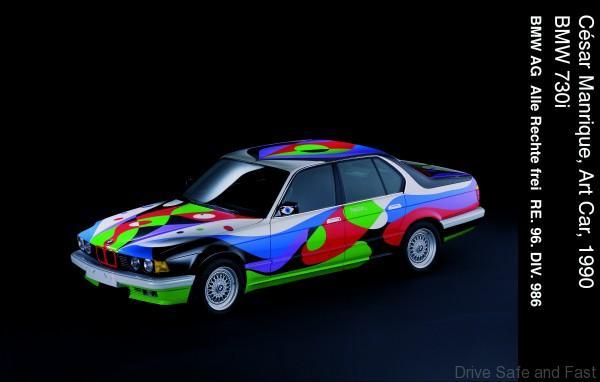 BMW Art Basel 2015 i8 Art Car (4)