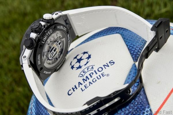 Hublot Big Bang Unico Bi-Retrograde Juventus Limited Edition 3