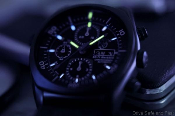 Luminox SR-71 Blackbird Limited Edition Valjoux Automatic (9080 Series) 2