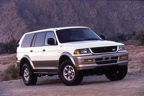 Mitsubishi_SUV 1998